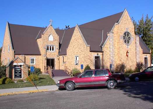 West Bend United Methodist Church, 307 1ST AV SW , West Bend , Iowa, 50597